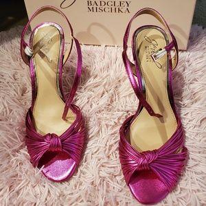 NEW Badgley Mischka Heels